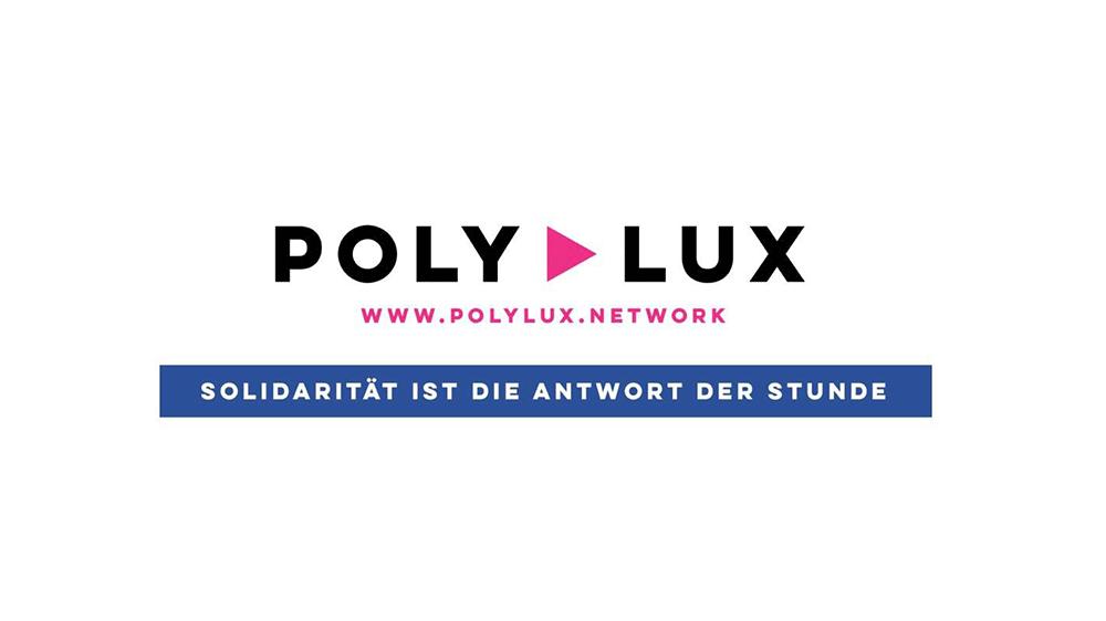 Polylux (www.polylux.network) - Solidarität ist die Antwort der Stunde